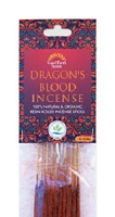 Good Earth Scents - Artisan Resin Incense Sticks